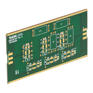 EEB40PCB1 - Unpopulated Printed Circuit Board for EEB4011 Housing, Six Component Groups