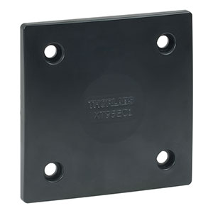 XT95EC1 - End Plate for 95 mm Construction Rails