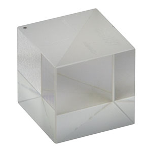 BS037 - 10:90 (R:T) Non-Polarizing Beamsplitter Cube, 400 - 700 nm, 10 mm