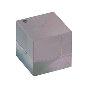 BS038 - 10:90 (R:T) Non-Polarizing Beamsplitter Cube, 700 - 1100 nm, 10 mm