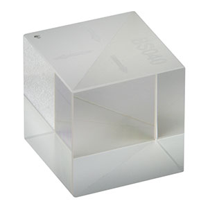 BS040 - 10:90 (R:T) Non-Polarizing Beamsplitter Cube, 400 - 700 nm, 1/2in
