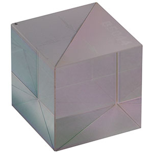 BS044 - 10:90 (R:T) Non-Polarizing Beamsplitter Cube, 700 - 1100 nm, 20 mm