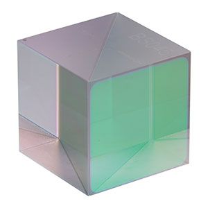 BS045 - 10:90 (R:T) Non-Polarizing Beamsplitter Cube, 1100 - 1600 nm, 20 mm