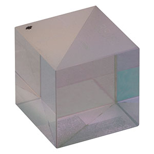 BS063 - 70:30 (R:T) Non-Polarizing Beamsplitter Cube, 1100 - 1600 nm, 1/2in