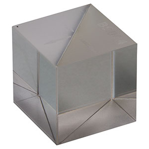 BS064 - 70:30 (R:T) Non-Polarizing Beamsplitter Cube, 400 - 700 nm, 20 mm