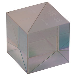 BS066 - 70:30 (R:T) Non-Polarizing Beamsplitter Cube, 1100 - 1600 nm, 20 mm
