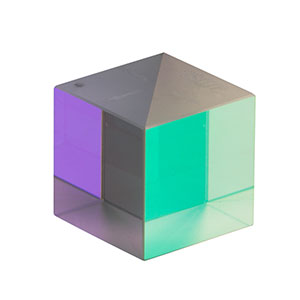 BS072 - 90:10 (R:T) Non-Polarizing Beamsplitter Cube, 1100 - 1600 nm, 10 mm