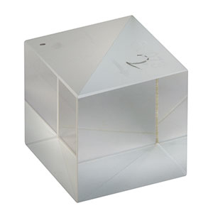 BS073 - 90:10 (R:T) Non-Polarizing Beamsplitter Cube, 400 - 700 nm, 1/2in