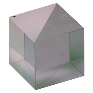 BS074 - 90:10 (R:T) Non-Polarizing Beamsplitter Cube, 700 - 1100 nm, 1/2in