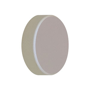BB03-E02 - Ø7.0 mm Broadband Dielectric Mirror, 400 - 750 nm