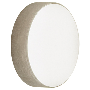 CM254-500-P01 - Ø1in Silver-Coated Concave Mirror, f = 500.0 mm