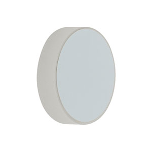 CM254-1000-F01 - Ø1in UV Enhanced Al-Coated Concave Mirror, f = 1000.0 mm