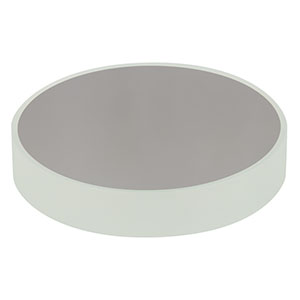 CM508-500-E02 - Ø2in Dielectric-Coated Concave Mirror, 400 - 750 nm, f = 500 mm