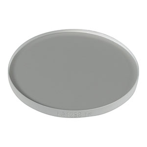 LA1258 - N-BK7 Plano-Convex Lens, Ø1in, f = 2000.0 mm, Uncoated