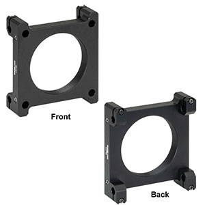 LCP60 - 60 mm to 60 mm Cage System Right-Angle Adapter