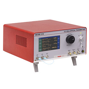 MX10B-1310 - 12.5 Gb/s Max Digital Reference Transmitter, 1310 nm Laser, Limiting Amplifier