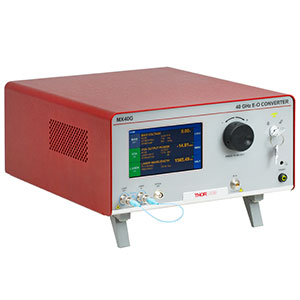 MX40G-LB - Calibrated Electrical-to-Optical Converter, Tunable L-Band Laser, 40 GHz
