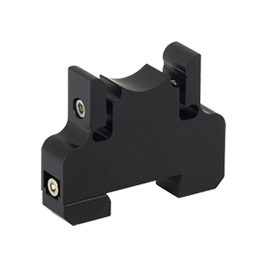 RCA6 - Snap-On 16 mm Cage Mounting Bracket for Dovetail Rails, 30 mm Optical Axis Height