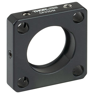 CP35/M - 30 mm Cage Plate with Ø1in Double Bore, M4 Tap