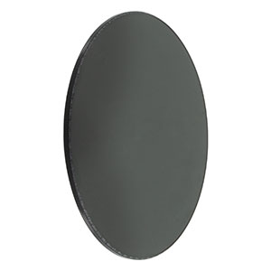 NE2R09B - Unmounted Ø2in Absorptive ND Filter, Optical Density: 0.9