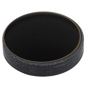NE515B-A - Ø1/2in Neutral Density Filter, AR Coated: 350-700 nm, OD: 1.5