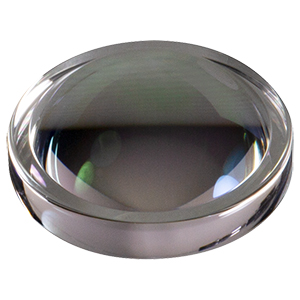 354105-C - f = 5.5 mm, NA = 0.6, Unmounted Aspheric Lens, ARC: 1050 - 1700 nm