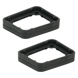EEARB - Rubber Bezels for EEA Extruded Aluminum Housings, 2 Pack
