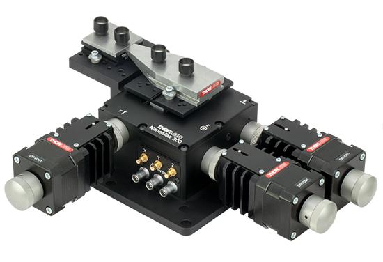 3-Axis Optimization Mechanical Setup