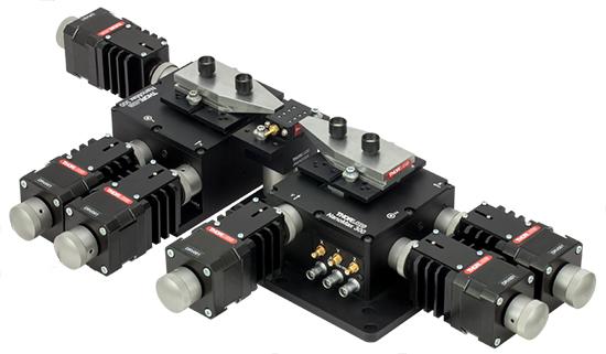 6-Axis Optimization Mechanical Setup