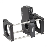 Rotation Mount in a 60 mm Cage System