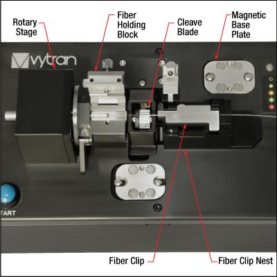 Automated Fiber Cleaver