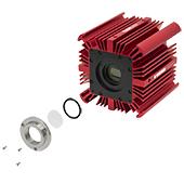 Cooled CMOS camera