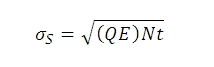 Shot noise equation 2