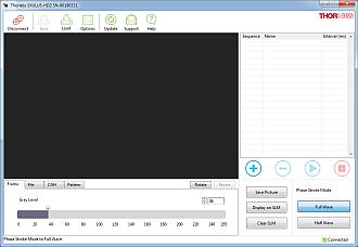 Exulus Software Frame Tab