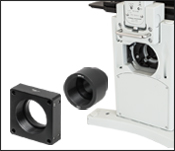 60 mm Cage Compatibility of Olympus IX and BX Microscopes