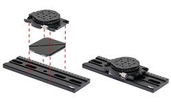 XRR1 Stage and Extended Baseplate