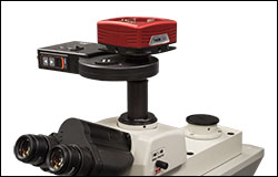 Scientific Camera Imaging with a Filter Wheel