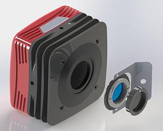 Scientific Camera Filter Replacement