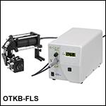 Optical Tweezers Fluorescence Microscopy Module