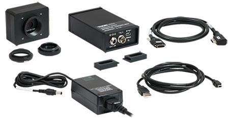 Scientific Camera, Cables, and Accessories