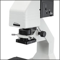 SM2Z1 Adapter attached to Zeiss Axio Condenser