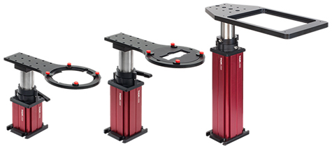 BergamoII Rigid Stands